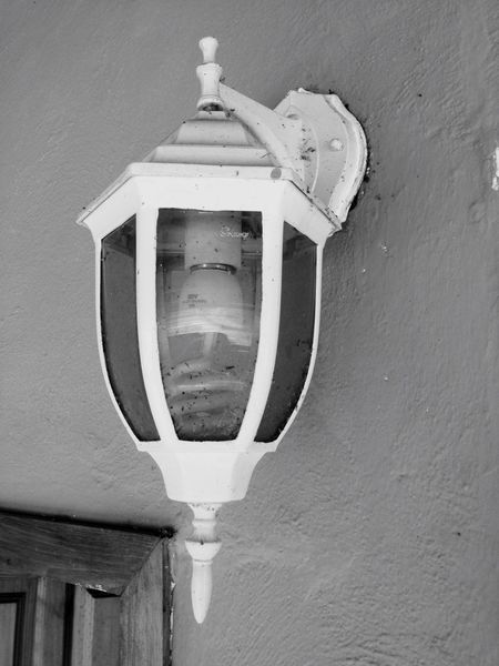 Old house, old fashioned Electricity  No People House Light Lamp Old Buildings Old House Old Fashion Old Lamp B&w EyeEmNewHere