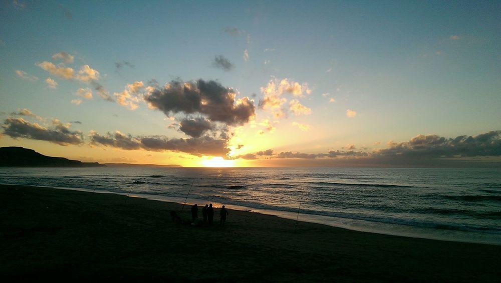Sea Panorama Taking Photos Enjoying The Sun Streetphotography Fisherman Cold Beachphotography Enjoying Life Sunshine