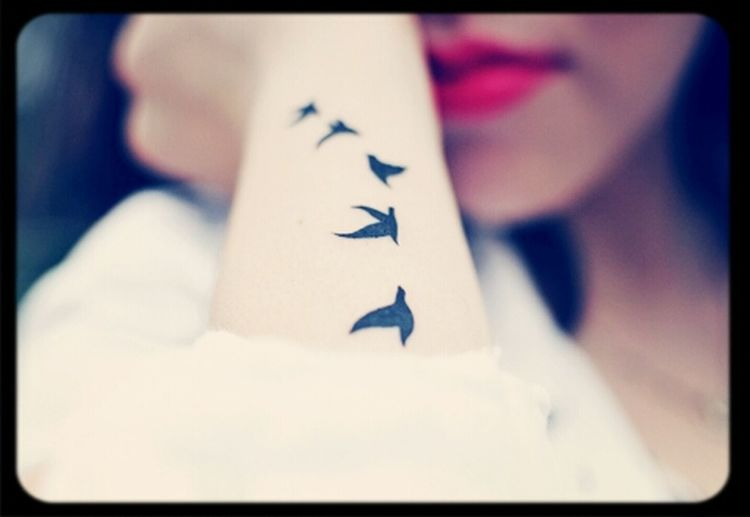 Young Wild And Free(; Sparrow Ink Up  ;)