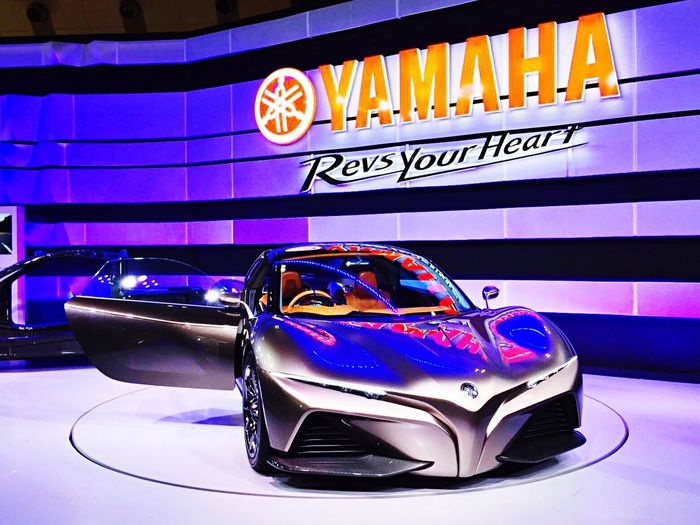 Travel Traveling World Tokyo Japan Tokyo Big Sight Tokyo Auto Show Tokyo Motor Show 2015 Car Yamaha Ultimate Japan