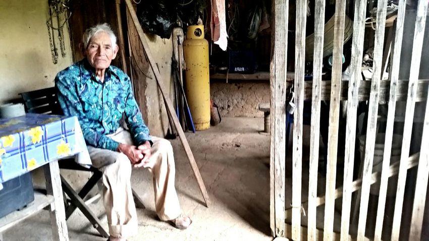 Uncle Genaro. Older Man Mexico Mexican Gentle Soul