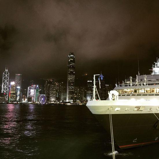 Urban 4 Filter Hong Kong Tsim Sha Tsui Pier