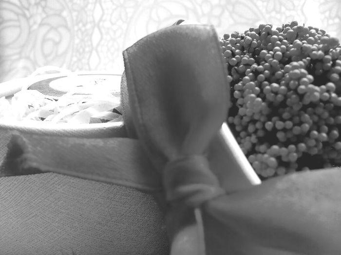 Blackandwhite Monochrome Gift Love