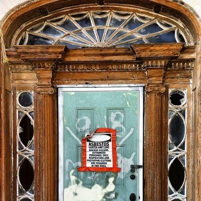Abandoned Creepy Vacant Haunted Ruins Broken Ruin Closed Mansion NOLA Louisiana South Historical Condemned Sketchy Neworleans Shady Trailblazers_rurex Gentilly Window_filth Deepsouth Trb_showmethedoor OutcastAmerica Rr_givemeasign Oldsouth Abandonedlouisiana Asbestos