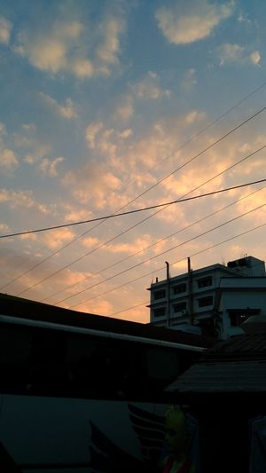 The Sky After Sunset