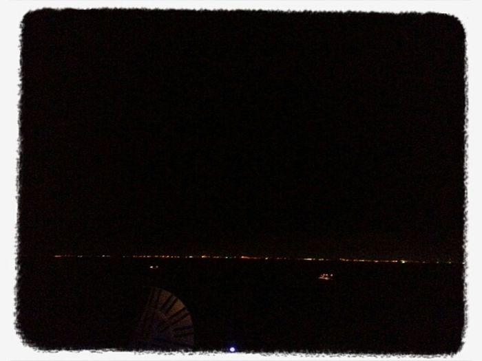 海ほたるから見た夜景★★★★★★