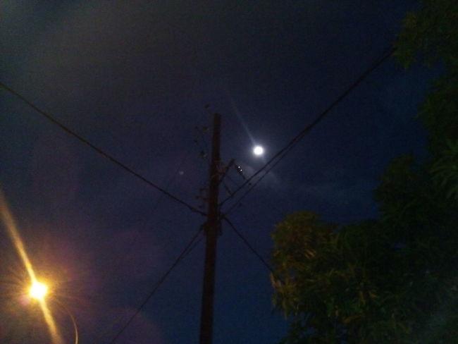 good morning Hina Moon Hello World Paku-Motu Teahi