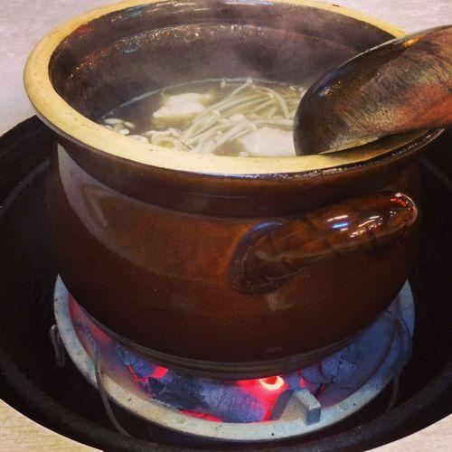 碳火的羊肉爐 Yummy Food Enjoying Life Hi!