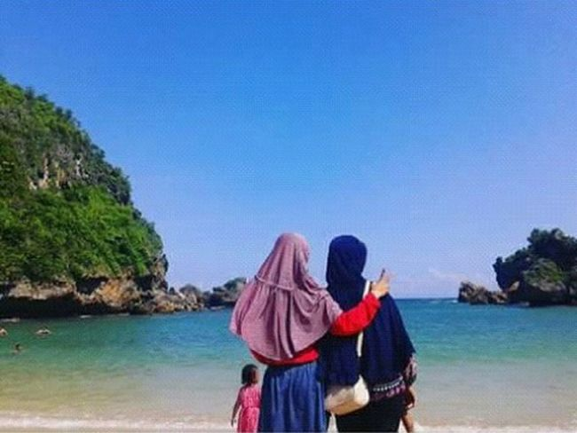 A place that i always miss 😢💕 Beachlovers Beachphotography Beach View Family Time ♥