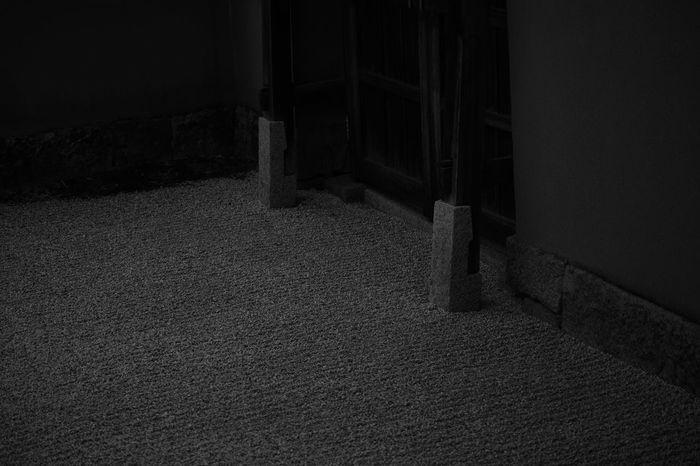 月の桂の庭 日本庭園 石庭 枯山水 Dp3q Sigma Zen 禅 Black And White Blackandwhite