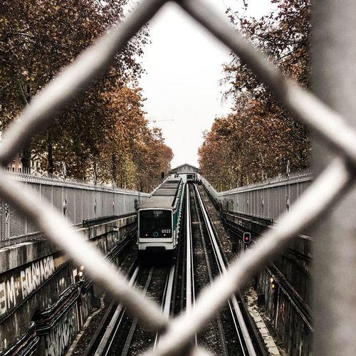 Parisian Subway