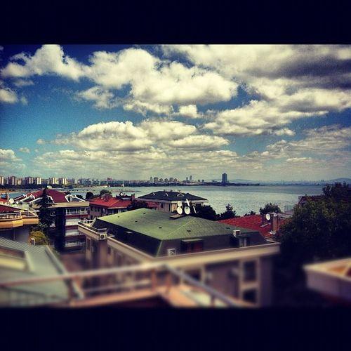 Istanbul Yeşilyurt Sea Bosphorus