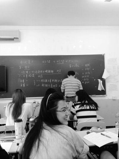 Everyday Education RobertEkbergTallberg Blackandwhite Asian Culture Shanghai, China