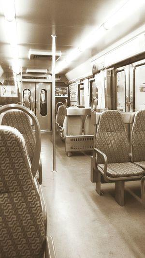 Train Carriage Carriageinteriors