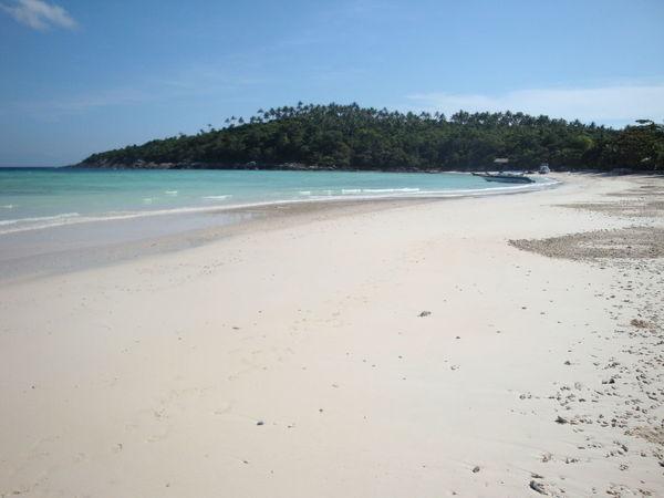 Beach Sand Sea Vacations Travel Destinations Tourism Koh Racha Thailand Thaïlande Ciel Mer Plage Iles