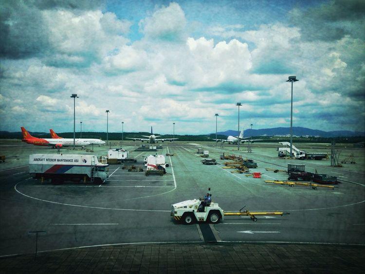 flight delay..