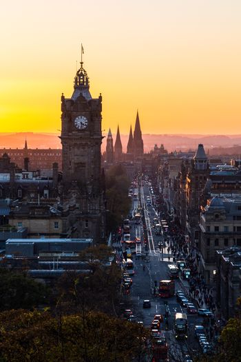 Edinburgh Edinburgh Sunset Scotland Eye Em Scotland I Love Scotland Eyeem Scotland