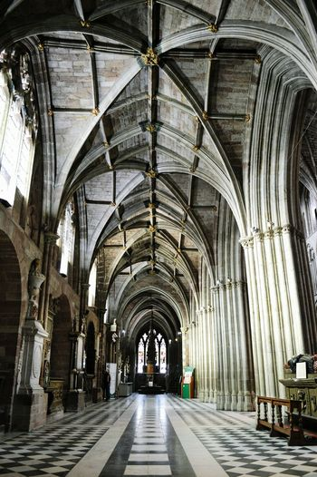 Worcester Cathedral Magnificent Architecture Ancient Building Awesome Architecture Worcestershire Uk