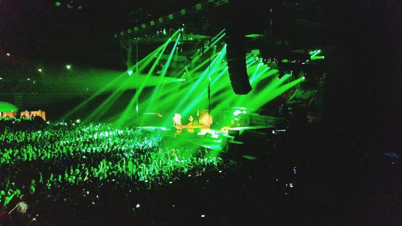 Capture The Moment Taking Photos Concert Photography Concert LightsIron Maiden NZ