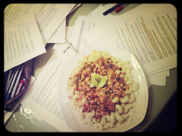 Study night, but I'm better at inventing late night meals! Studentlife  Working Hard Ihaveatesttomorrow Latenightsnack