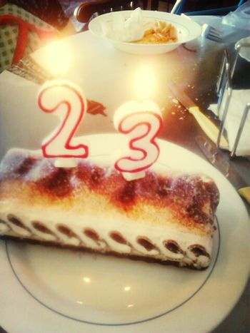 Today is my Birthday!! 23 years // Hoy es mi cumpleaños!! 23 años!!
