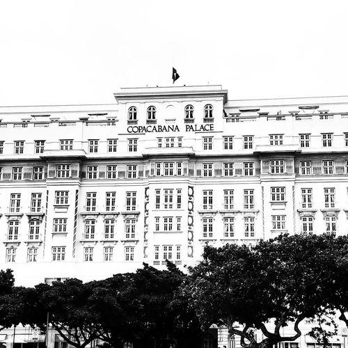 No People Outdoors Riodejaneiro Cityscape Streetshot Building Exterior Built Structure Architecture Urban Skyline Copacabana
