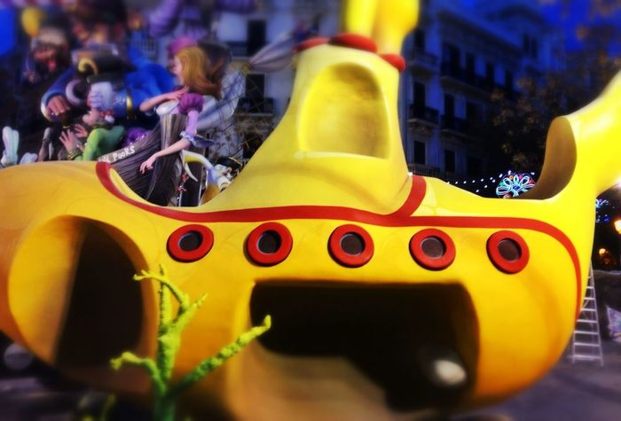 Yellow Submarine Fallas 2013