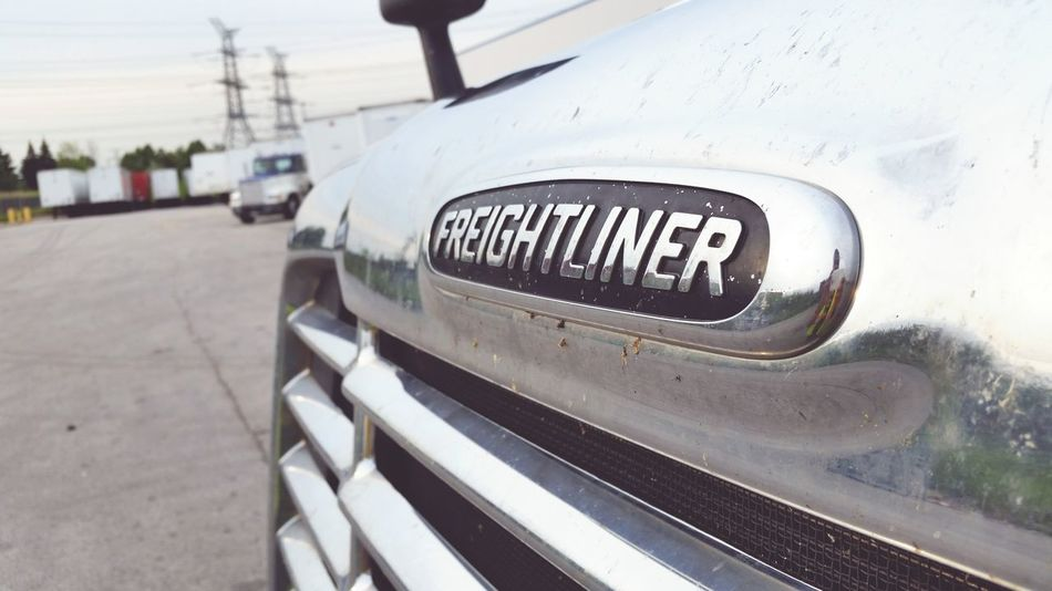 Freightliner Big Rig Life On The Road Trucking