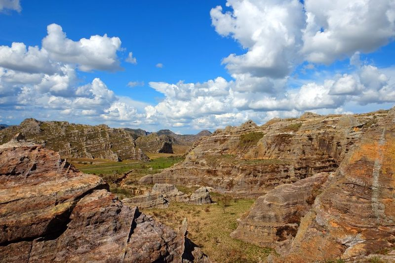 Cloud - Sky Day Sky Outdoors Nature Landscape No People Madagascar Nature Isalo