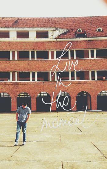 DaLatcity Dalat University Walking Alone... Hope...