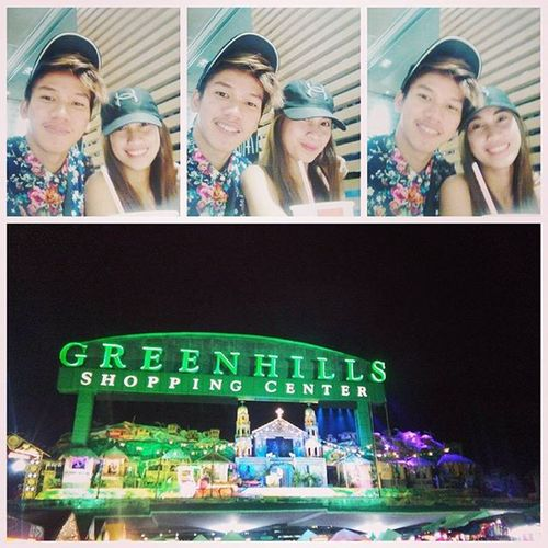 Last Night @Greenhills with Love. ❤