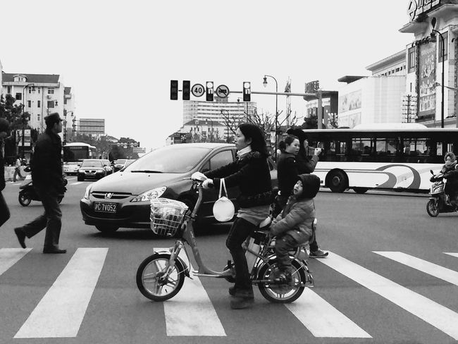 Streetphotography Streetphoto_bw Blackandwhite Black And White Black & White Crossroads The Human Condition