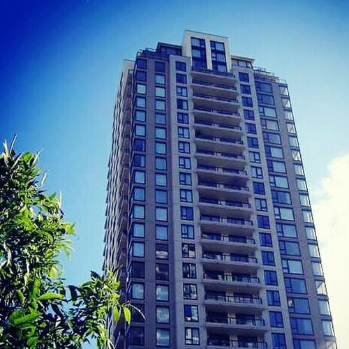 Below to above Heights Buildings Sunnymood The Sky Is The Limit Clearskies Sunshine Out