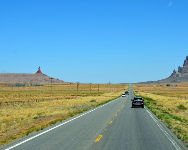 Mexican Hut Summer Road Tripping Rural Scene Road Oil Pump Clear Sky Mountain Driving Sky Landscape Grass Car Point Of View Two Lane Highway Road Trip Car Interior Mountain Road