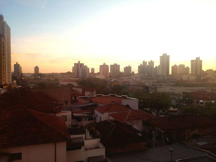 Piracicaba,SP-Brasil Urban Skyline Architecture