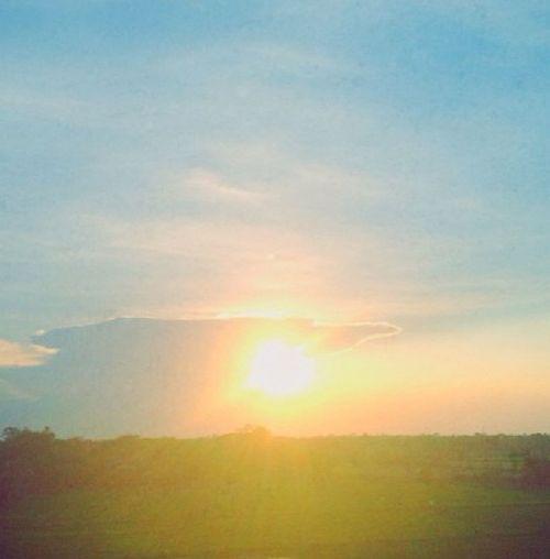 อี ก ไ ม่ น า น ก็ เ ช้ า;) ☀ Sunrise Sky Thailand_allshots EyeEm Best Shots