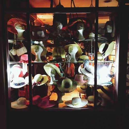 Hats Vintage Hats Window Shopping Eyem Best Shots