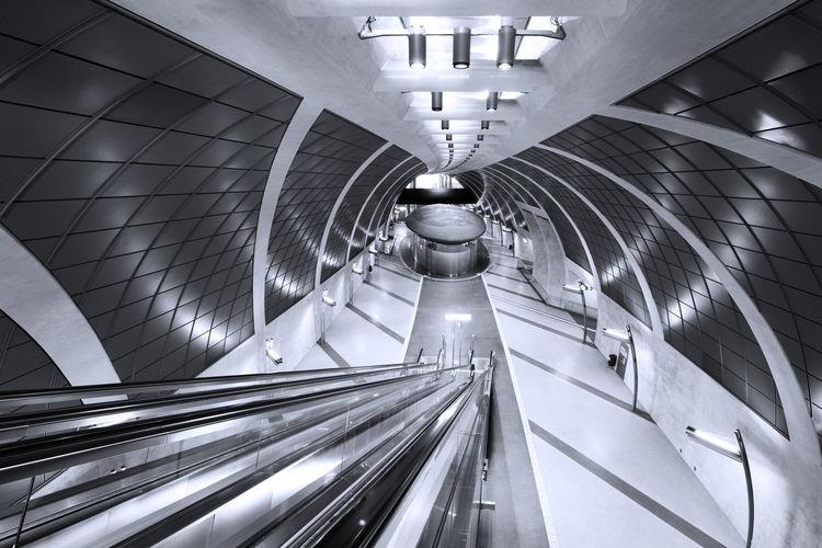 Architecture Köln Cologne Germany Deutschland City Cityscape Urban Transportation Subway Underground Station Design Modern Façade