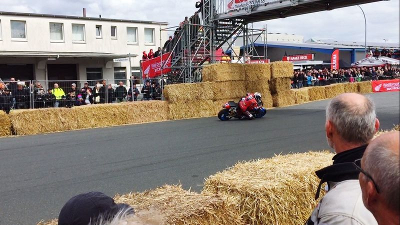 Roadrace Race Racing Honda Motorcycles Check This Out Bremerhaven
