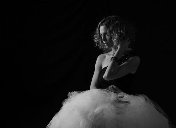 Actor Art Artistic Blackandwhite Blancoynegro Composition Dance Fine Art Photography One Person Portrait Portrait Of A Woman Studio Shot Teatro Model Moda Retrato