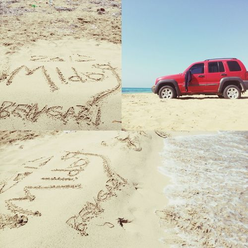 Nice View Taking Photos Hanging Out On The Beach of Benghazi Check This Out Followme