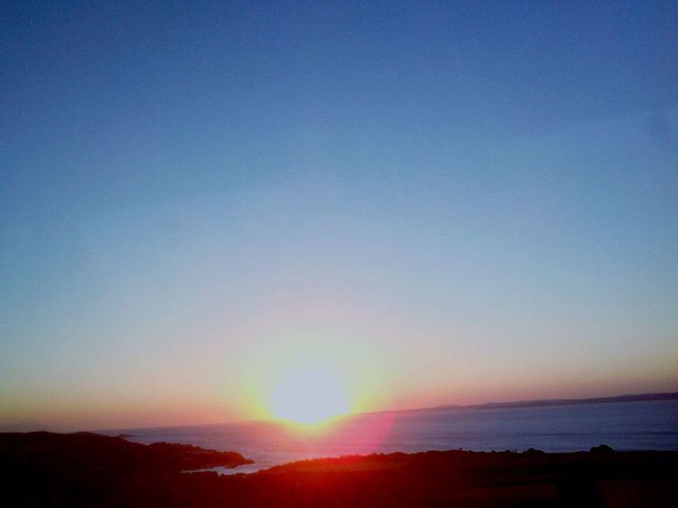 Günbatımı Saros Körfezi