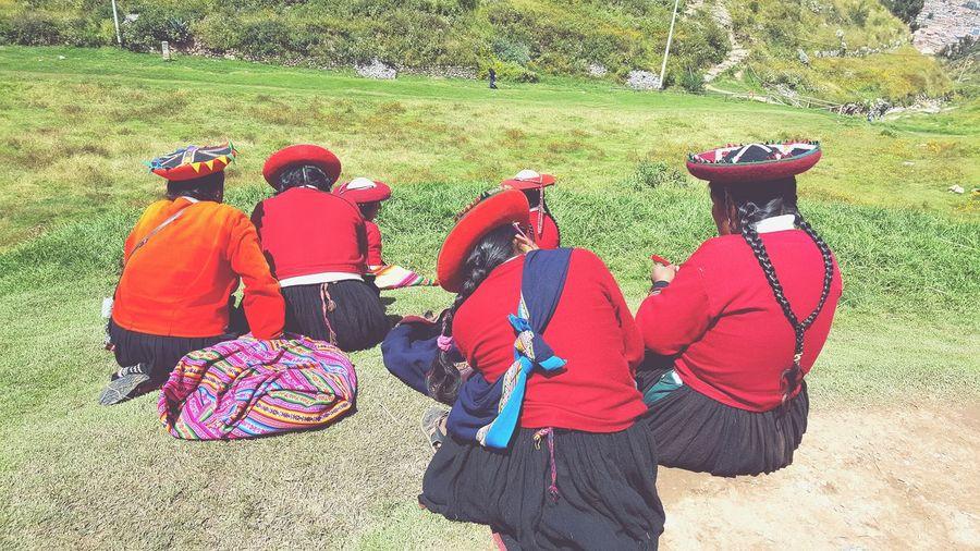 Peru Cusco Trip Quechuas
