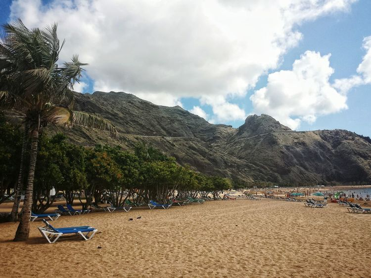 Playa De Las Teresitas  Life Is A Beach Beach Beachtime Strand Summer Landscape Landschaft Landscapephotography Landschaftsfotografie Landscape_Collection Tenerife Teneriffa Landscapes With WhiteWall