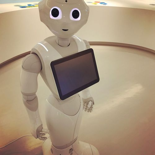 Pepper Android Robot