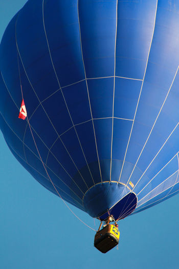 Adventure Cloud - Sky Fun Hot Air Balloon Leisure Activity Low Angle View Outdoors Sky Tourism