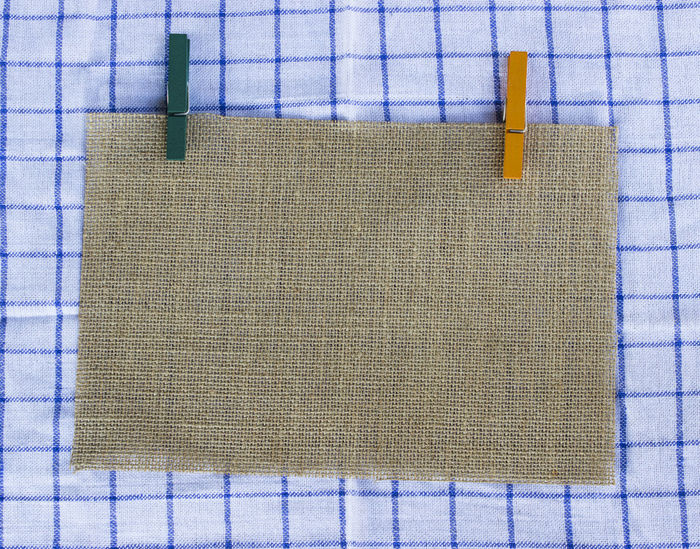 Sackcloth background texture with copy space Backgrounds Close-up Day Indoors  Jute No People Sackcloth Textile
