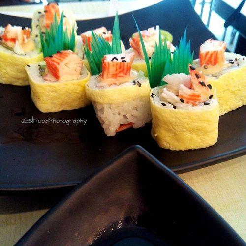 The very delicious KitaroMakki @kitaroPh SM Mmall of Asia Kitaro KitaroPH my favorite.... Maki JapaneseFood