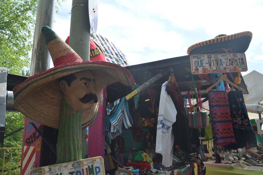 Mexico Zapata  Celebration Folklore History No People Viva Mexico Viva Zapata
