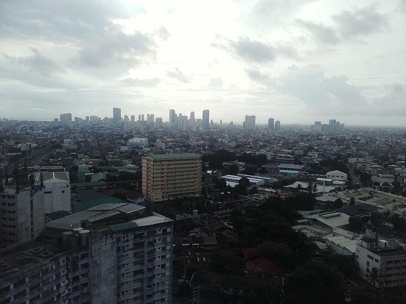 Manila ❤ Landscape Building And Sky Enjoying Life EyeEm Best Shots Exquisite Superb People Eyeemazing